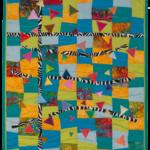 Bild eines Quilts